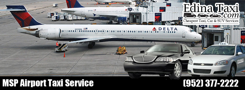 Airport Taxi Edina Msp Airport Cab Minneapolis Taxi