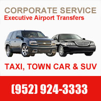 Minneapolis Corporate Taxi Service